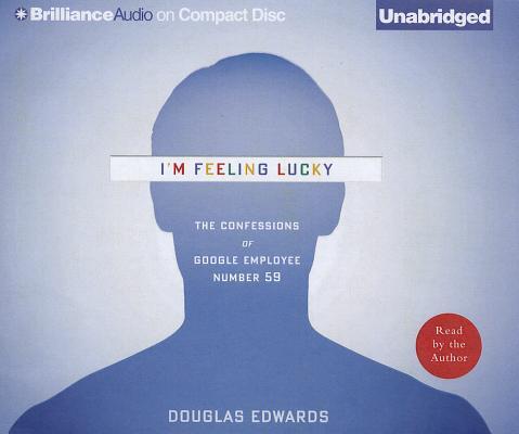 [CD] I'm Feeling Lucky By Edwards, Douglas